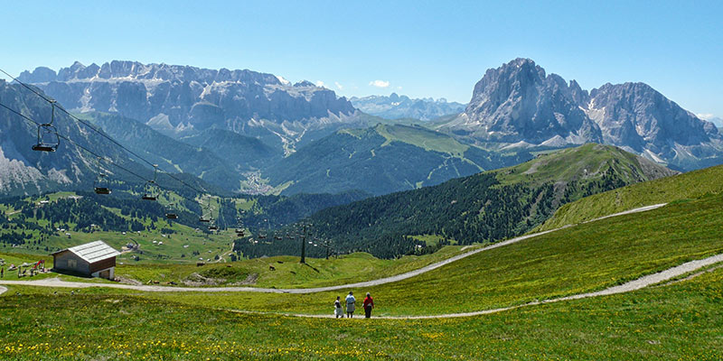 Last minute - June & July in the Dolomites